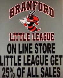 Branford Little League Store