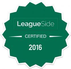 LeagueSide Certified