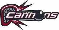 Boston Cannons MLL Pro Lacrosse Team