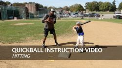 Quickball Instructions - Hitting