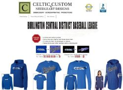 CDBL Spiritwear Now Available!