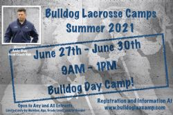 Yale Bulldog Lacrosse Camps Summer 2021