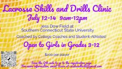 Lacrosse Skills & Drills