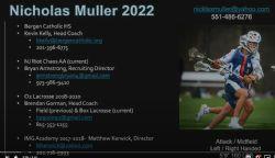 22' Attack Nick Muller