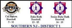 Babe Ruth Baseball - District 1 Web Site
