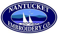 Nantucket Embroidery