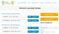 Game Breaker Lax Camps