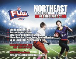 Northeast Flag Football League Registration