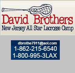 NJ Allstar Lax