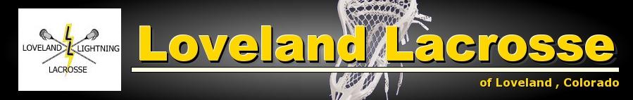 Loveland Lacrosse, Lacrosse, Goal, Field