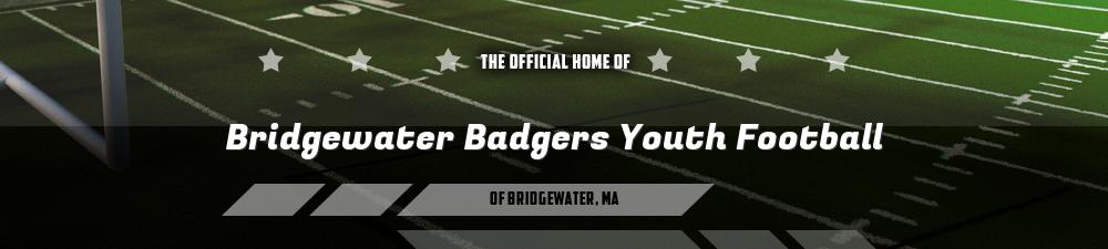 Bridgewater Badgers Youth Football, Football, Touchdown, Field