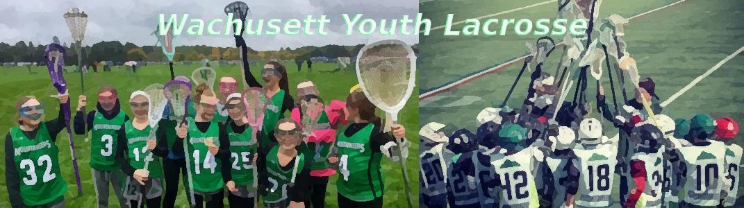 Wachusett Youth Lacrosse, Lacrosse, Goal, Field