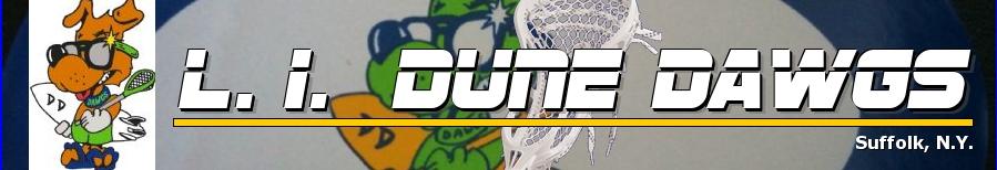 Long Island Dune Dawgs, Lacrosse, Goal, Field