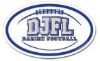 Darien Junior Football League, Football