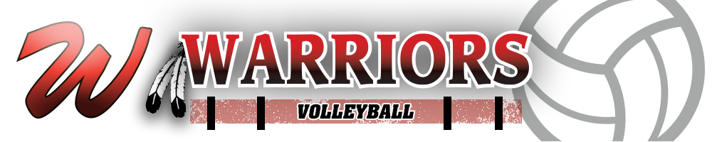 Warriors Youth Sports - Volleyball, Volleyball, Point, Gym