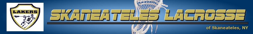 Skaneateles Lacrosse, Lacrosse, Goal, Field