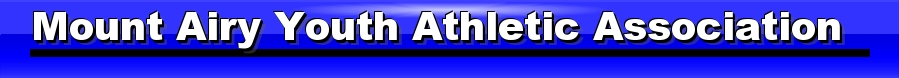 Mount Airy Youth Athletic Association, Athlectics, Goal, Field