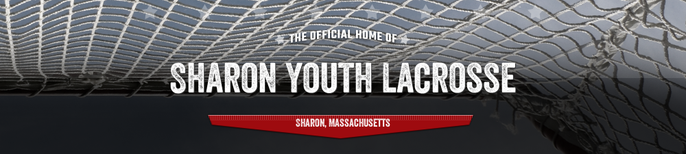 Sharon Youth Lacrosse, Lacrosse, Goal, Field