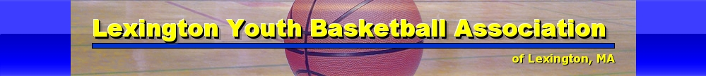 Lexington Youth Basketball Association, Basketball,  ,