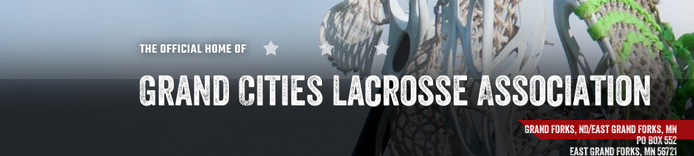 Grand Cities Lacrosse Association, Lacrosse, Goal, Field