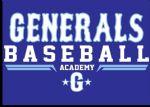 GENERALS BASEBALL ACADEMY, Baseball