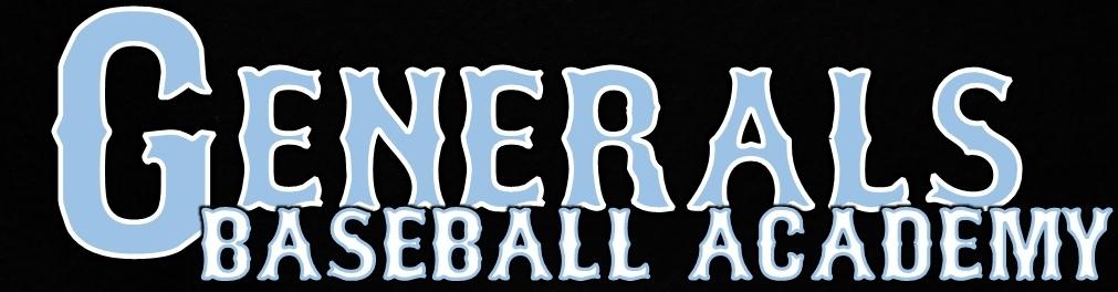 GENERALS BASEBALL ACADEMY, Baseball, Run, Field