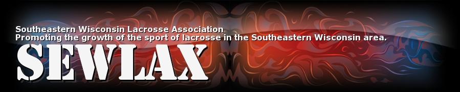 Southeastern Wisconsin Lacrosse Association, Lacrosse, Goal, Field
