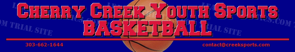 Cherry Creek Youth Sports Basketball, Basketball, Point, Gym