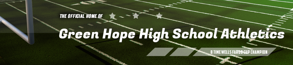 Green Hope High School Falcons, All sports, Score, Opposition Location