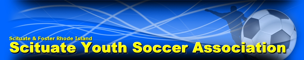 Scituate Youth Soccer Association, Soccer, Goal, Field