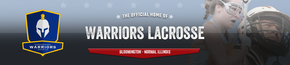 Bloomington Normal Warriors Lacrosse, Lacrosse, Goal, Field