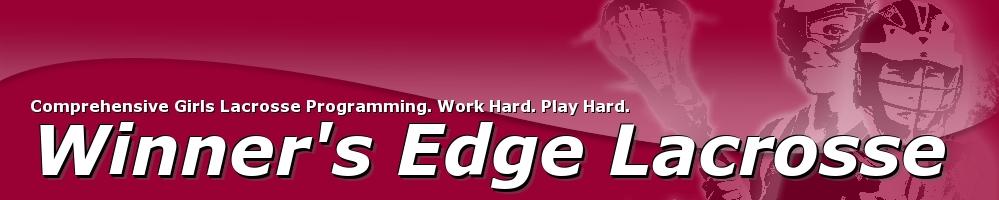 Winners Edge Lacrosse, Lacrosse, Goal, Field