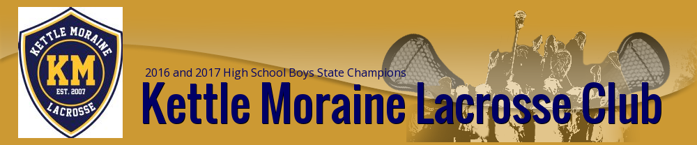 Kettle Moraine Lacrosse Club, Lacrosse, Goal, Field