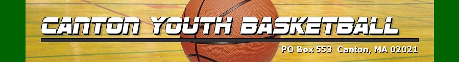 Canton Youth Basketball Association, Basketball, Point, Court