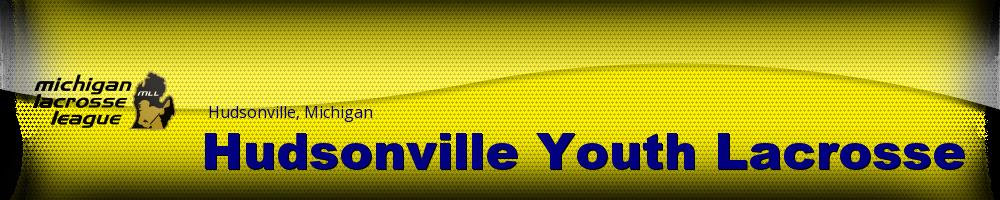 Hudsonville Youth Lacrosse, Lacrosse, Goal, Field