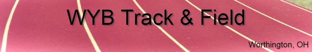 WYB Track and Field, Track & Field, , Track