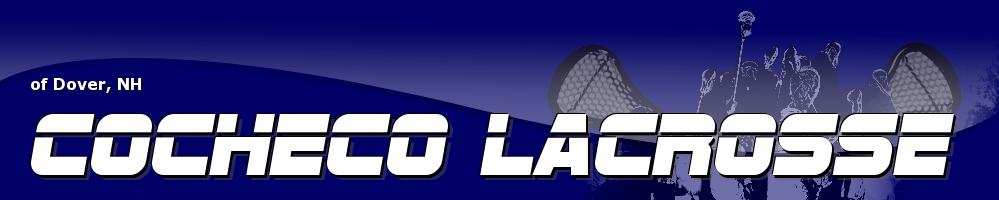 Cocheco Lacrosse, Lacrosse, Goal, Field