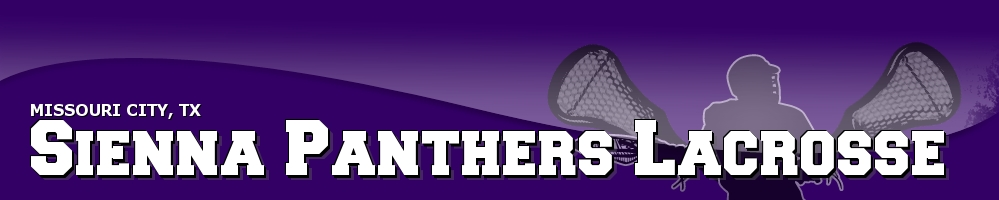 Sienna Panthers Lacrosse, Lacrosse, Goal, Field