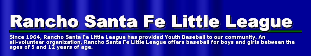 Rancho Santa Fe Little League