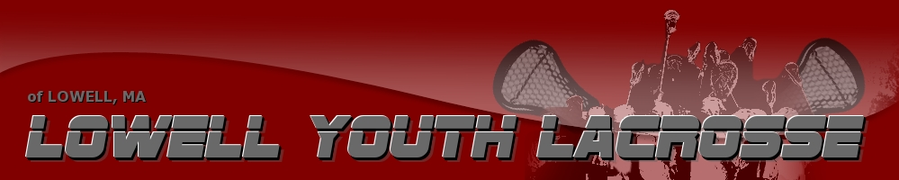 Lowell Youth Lacrosse, Lacrosse, Goal, Field