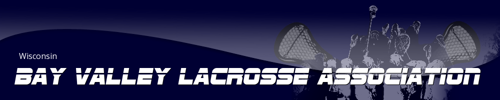 Bay Valley Lacrosse Association, Lacrosse, Goal, Field
