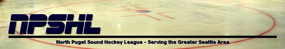 North Puget Sound Hockey League, Hockey, Goal, Rink