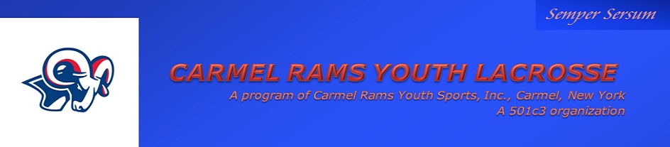 Carmel Rams Youth Lacrosse, Lacrosse, Goal, Field