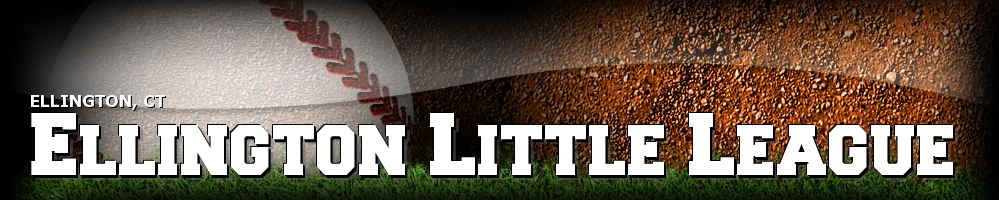 Ellington Little League, Baseball, Run, Field