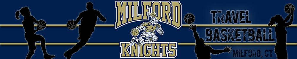 Milford Knights Basketball, Basketball, Point, Court