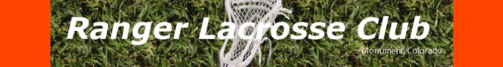 Ranger Lacrosse Club, Lacrosse, Goal, Field