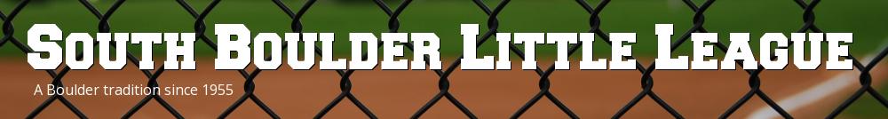 South Boulder Little League, Baseball, Run, Field