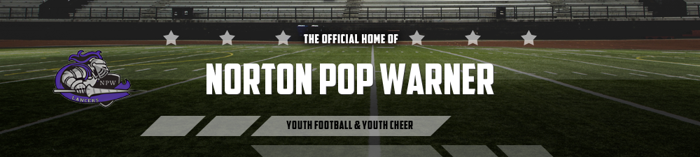 Norton Pop Warner Football & Cheer, Football, Goal, Field