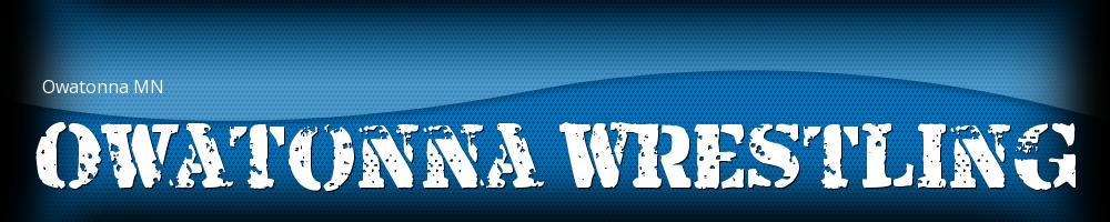Owatonna Wrestling, Wrestling, Pin, Mat