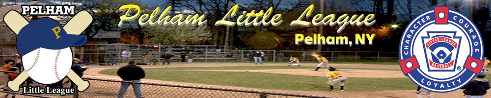 Pelham Little League, Baseball, Run, Field